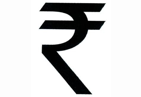Indian Rupee National Currency Symbol