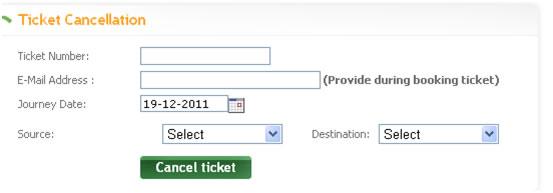 Kesineni Travels Online Booking Cancellation