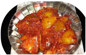 Gujarati Lemon Pickle Recipe